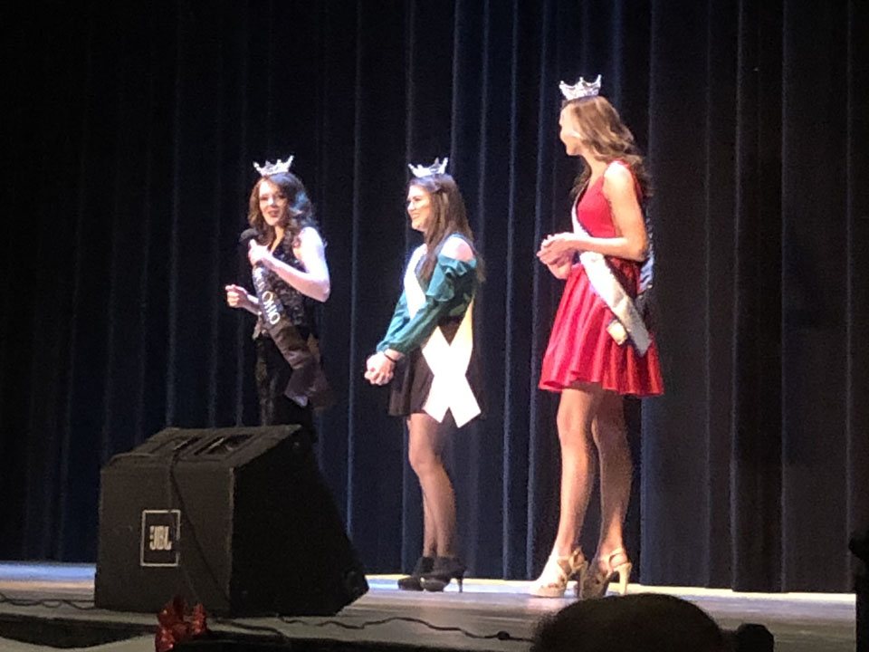 Be Brave And Shine Lily Mclaughlin Miss Kentucky High School 2019 Winner Champ 11