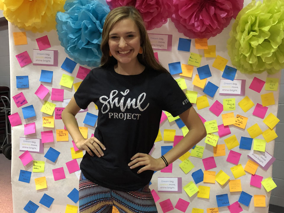 Be Brave And Shine Lily Mclaughlin Miss Kentucky High School 2019 Winner Champ 3